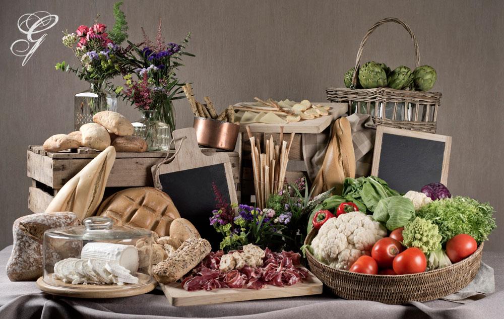 Gratia Catering - comuniones y bautizos