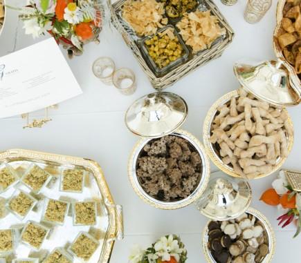 Gratia Catering - Montaje
