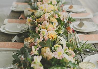 Guirnaldas  para bodas 12